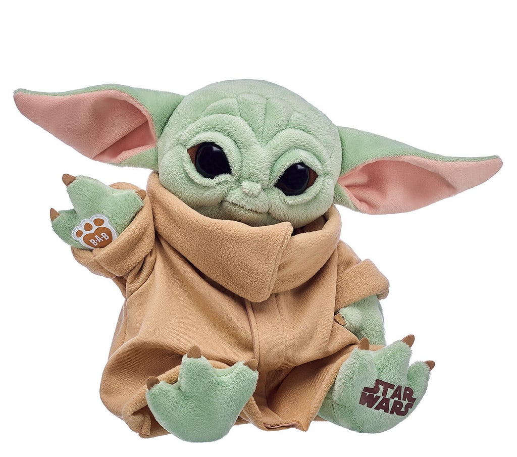 Shop the Adorable Baby Yoda aka The Child Build-A-Bear