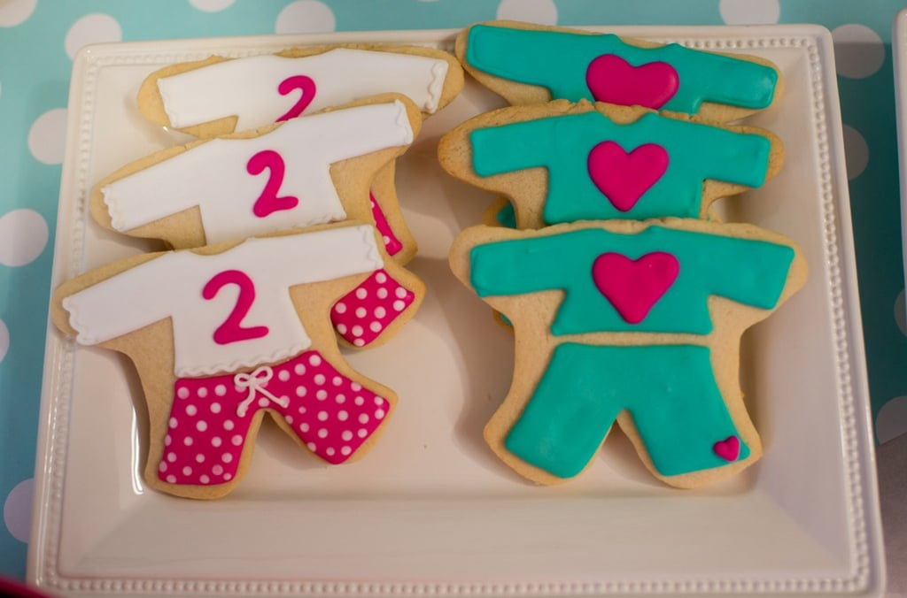 Pajama Sugar Cookies