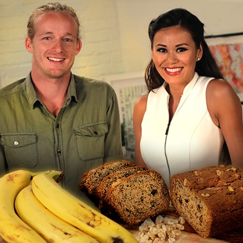 Bondi Harvest's Banana Bread