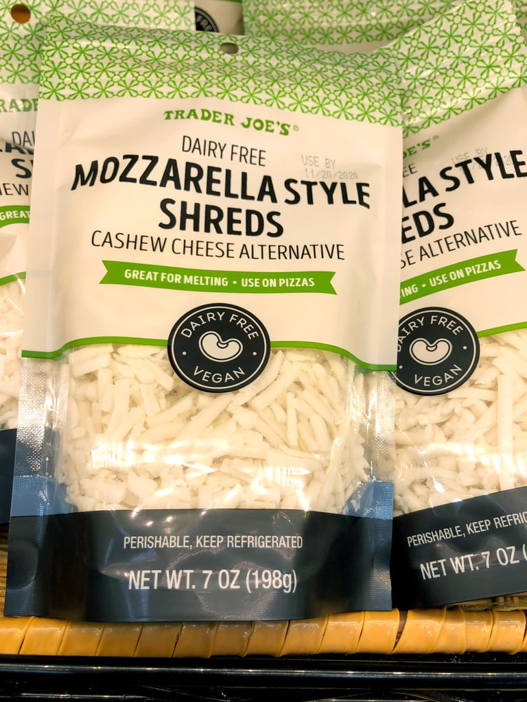 Trader Joe's Dairy-Free Mozzarella Style Shreds Review