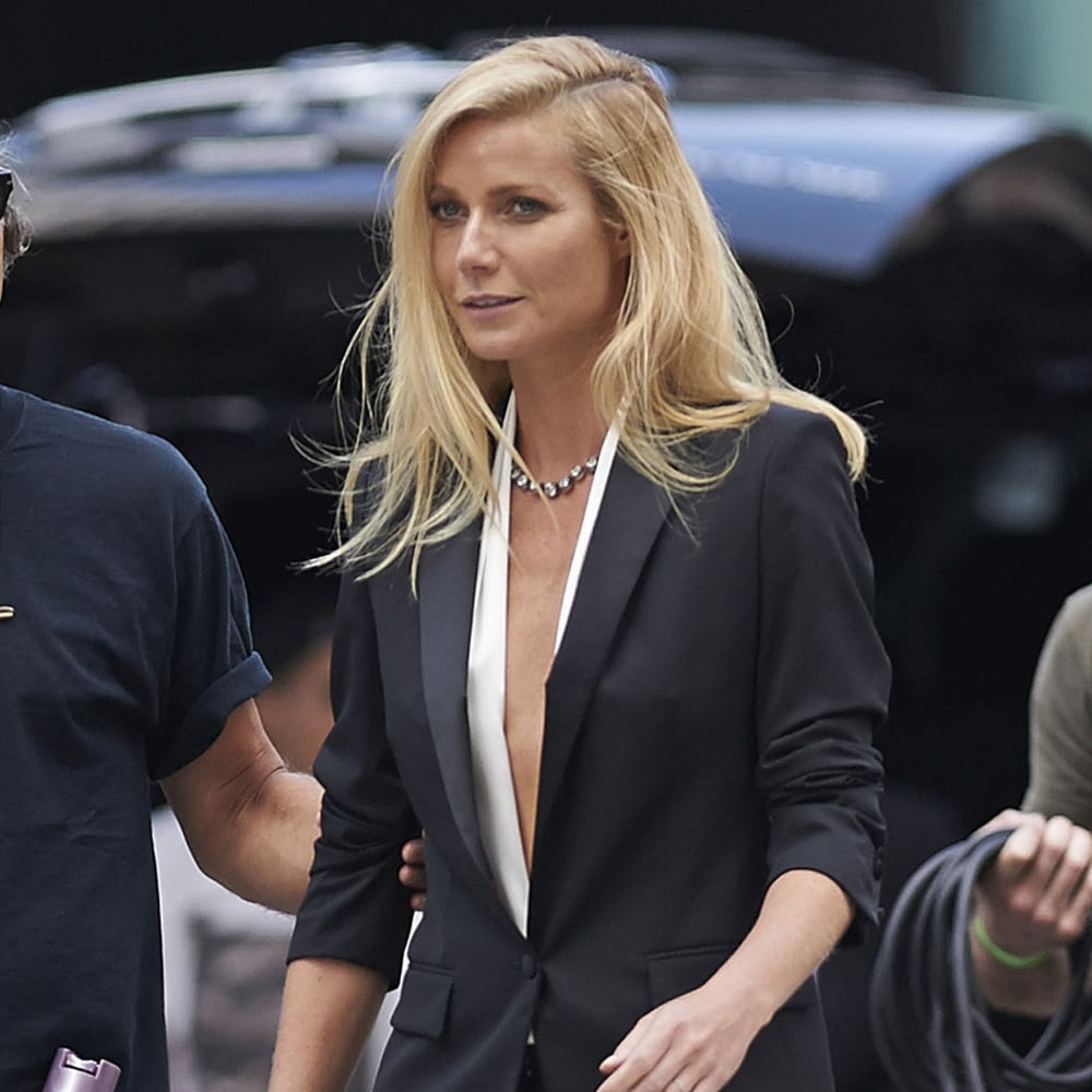 Gwyneth Paltrow Named New Face of Hugo Boss Nuit Pour Femme Perfume recommendations