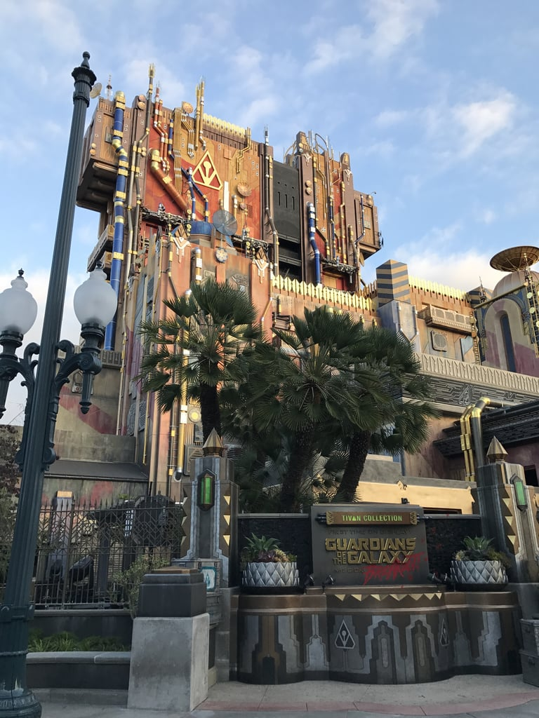 Guardians of the Galaxy — Mission: Breakout!
