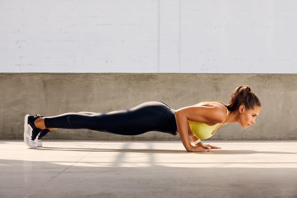 Kelsey Wells's 20-Minute Equipment-Free Upper-Body Workout