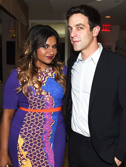 How B.J. Novak's Friendship with Mindy Kaling Makes Him Believe He's Great Too