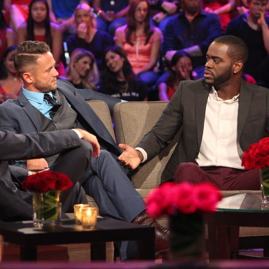 Lee Garrett on The Bachelorette's Men Tell All Special 2017