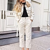 In Head-to-Toe Neutrals
