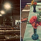 Mess Hall Reception
