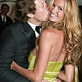 Elle Macpherson and Arpad Busson in 2005