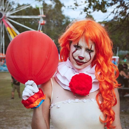 Suwannee Hulaween Halloween Beauty Looks