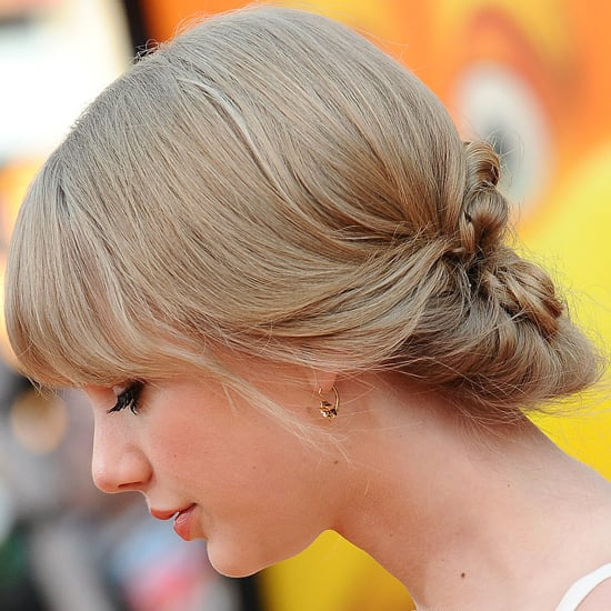 Taylor Swift S Hairstyle At The Premiere Of The Lorax