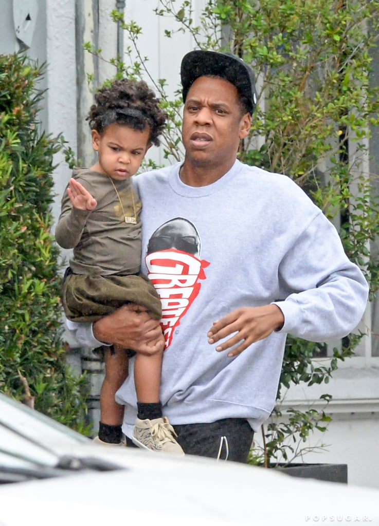 Beyoncé and Jay Z Give Blue a Zoo For Her Birthday