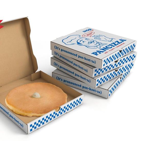 IHOP National Pizza Day Pancizzas Through Door Dash
