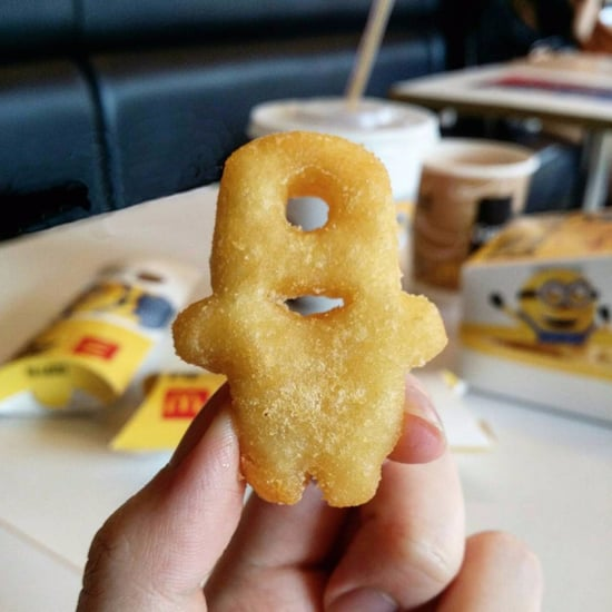 McDonald's Minion Potatoes