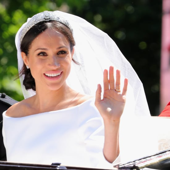 Meghan Markle's Royal Wedding Messy Bun 2018