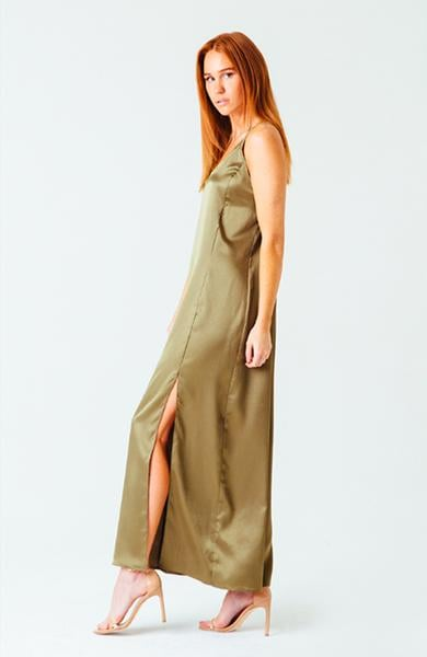 Palm Beach Slip Dress