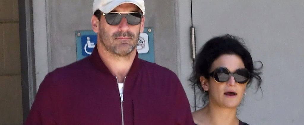 Are Jenny Slate and Jon Hamm Dating?