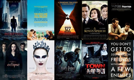 Best Dramatic Movies Of 2010 List Popsugar Entertainment