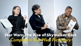 Star Wars The Rise of Skywalker Interview Video