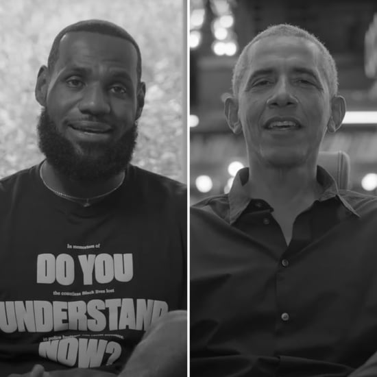 LeBron James and Barack Obama on The Shop: Uninterrupted