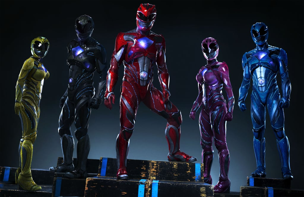 Power Rangers Reboot Cast