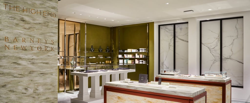 Barneys New York Cannabis Lifestyle Shop The High End