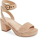Coach Serena Platform Sandals