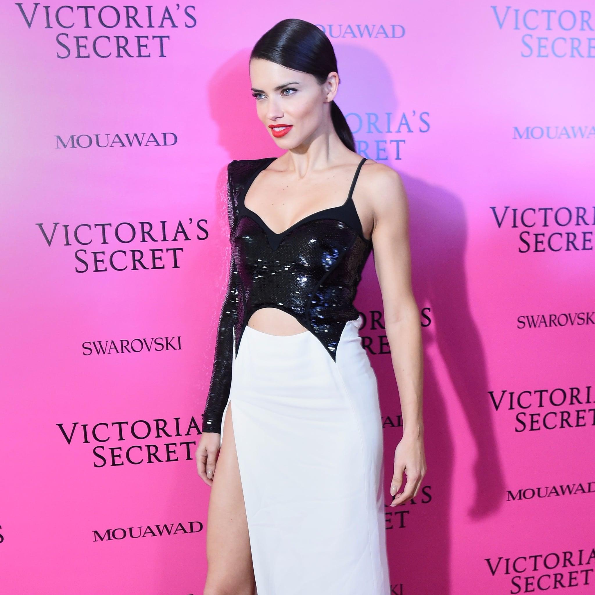 How To Make A Book Cover Out Of A Victoria S Secret Bag ~ Victorias secret fashion show afterparty dresses 2017 popsugar