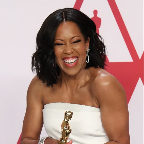 Regina King Gets Oscar Engraved 2019