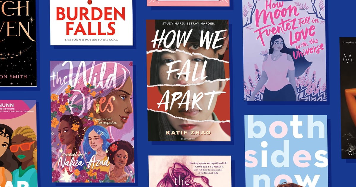 August's Best YA Books Are Full of Magic, Romance, and Coming-of-Age Tales.jpg