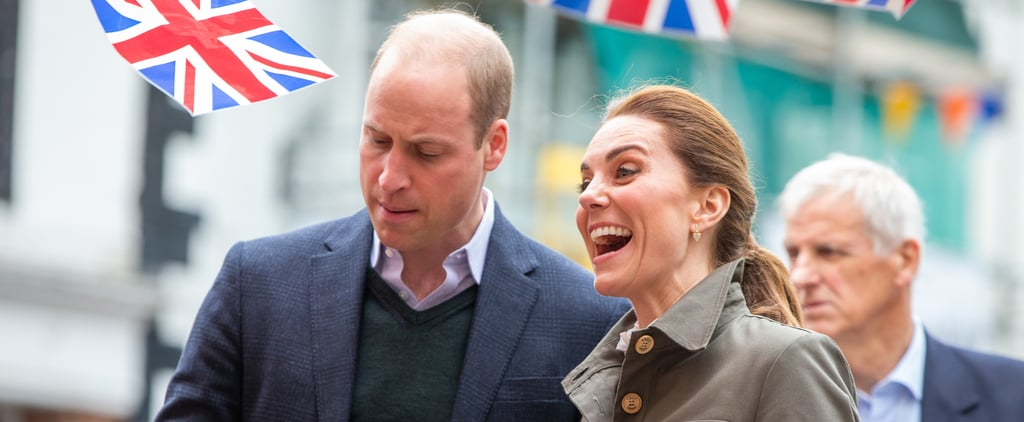 Kate Middleton and Prince William Tea Date in Cumbria Photos