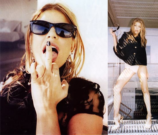 Fergie Clean and Sober (for the most part)