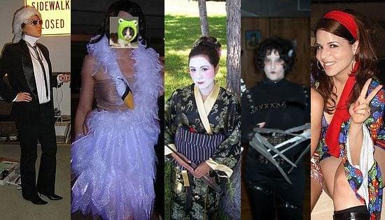Halloween Looks of the Week