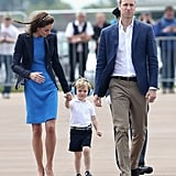 This Is 1 Cute and Coordinated Family!