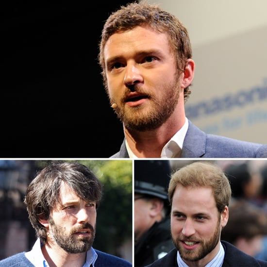 Hairy Situation: Clean-Cut Men With Full Beards