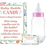 Baby Shower Bottle Candy Guessing Game