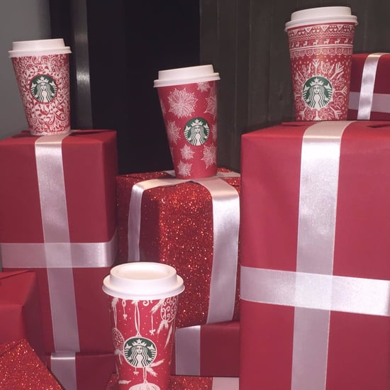 Starbucks Holiday Red Cup 2016