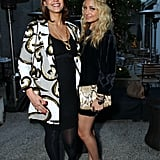 Nicole Richie and Jessica Alba Team Up to Support Babies