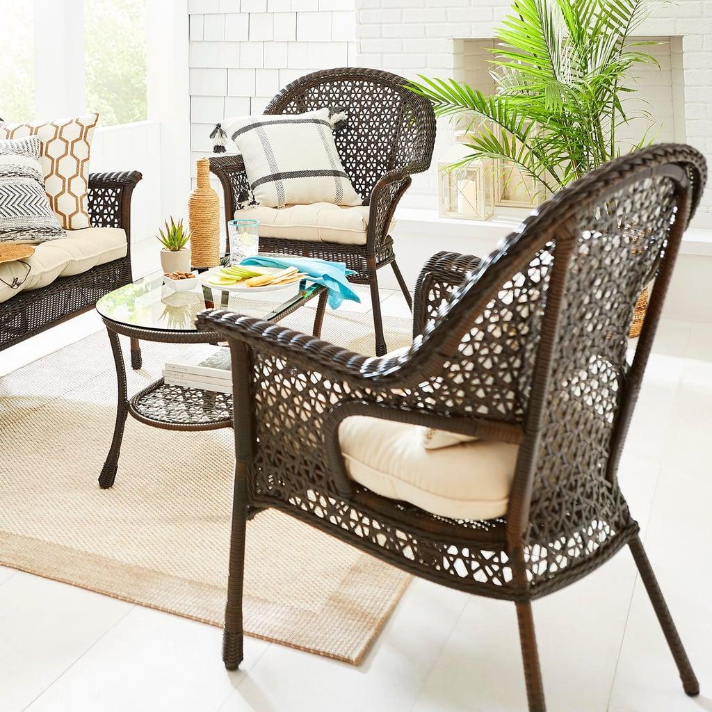 Celeste Rain White Standard Chair