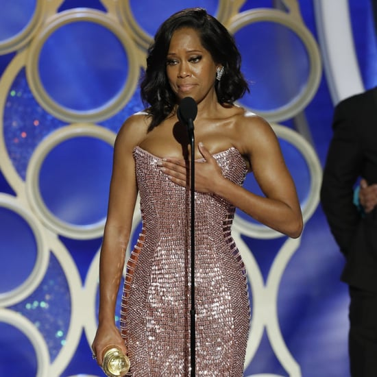 Regina King's Speech at the 2019 Golden Globes