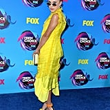 Millie Bobby Brown at the Teen Choice Awards in 2017