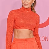 Jennifer Lopez's Outfit at 2019 CFDA Awards