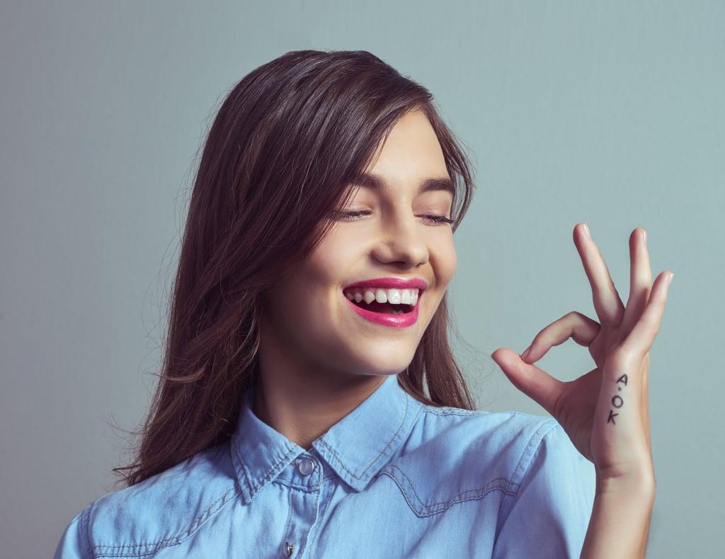 Small Tattoos | POPSUGAR Beauty UK