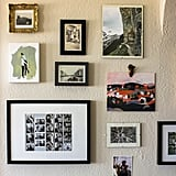 Create a travel gallery wall