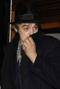 Pete Doherty To Be Released From Prison After 29 Days Of His Fourteen Week Jail Term