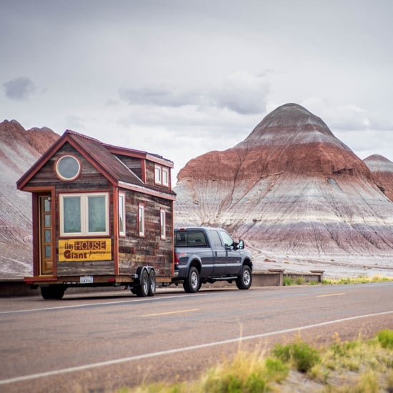 Traveling in a Tiny Home