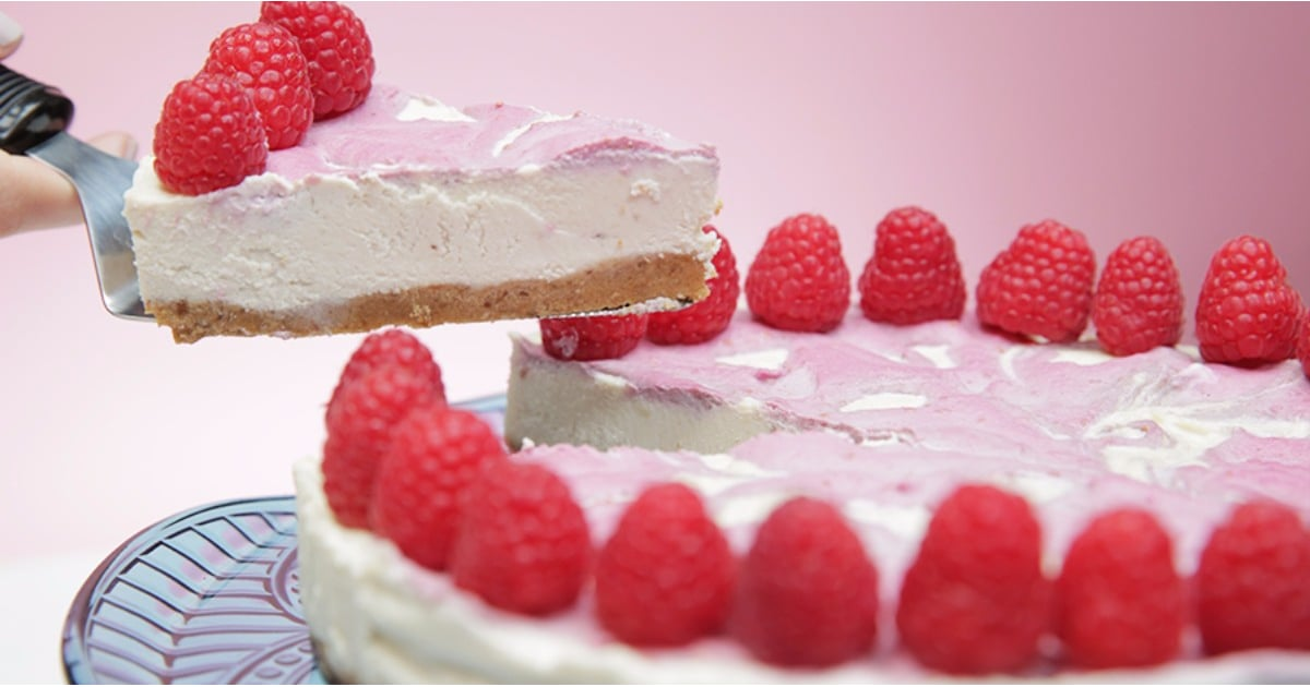 No Bake Vegan Cheesecake Using Cauliflower Popsugar Fitness