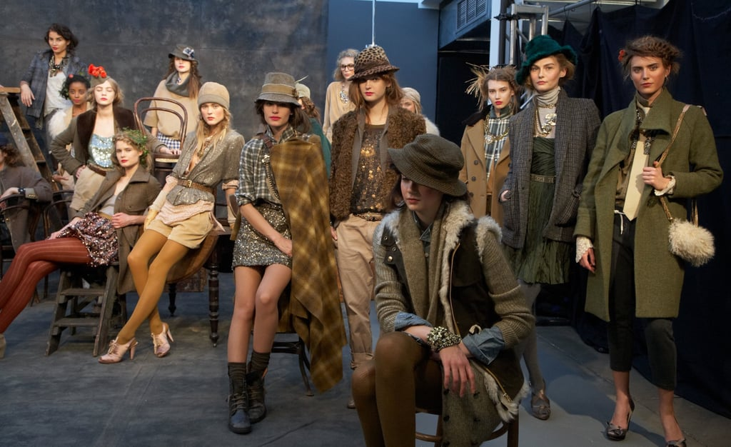 J.Crew Fall '10 Collection Presented at Milk Studios NYC