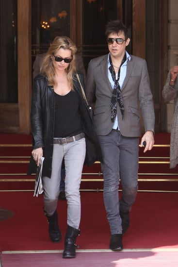 Kate Moss Not Wearing Galliano Wedding Dress, Says Fiance Jamie Hince
