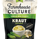 Farmhouse Culture Garlic Dill Pickle Kraut