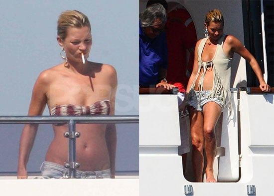Kate Moss Bikini Photos